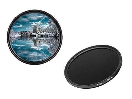 IR720 - Filtro infrarrojo (46 mm, IR 720 dHD, Filtro de Paso Digital)