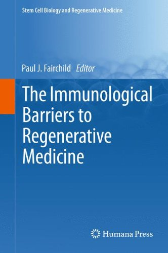 The Immunological Barriers to Regenerative Medicine (Stem Cell Biology and Regenerative Medicine)