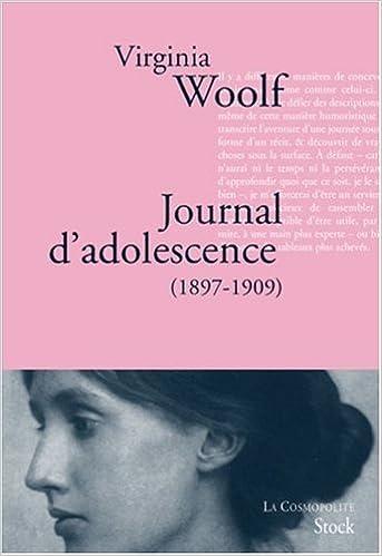 Journal dadolescence : 1897-1909