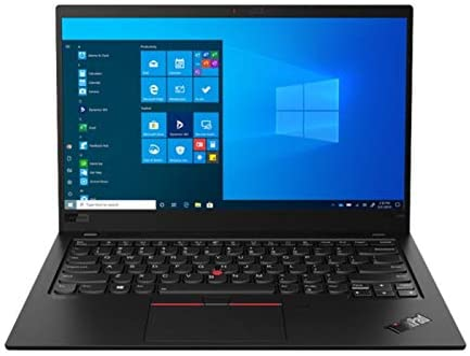 Latest Gen 8 Lenovo ThinkPad X1 Carbon 14″ FHD Ultrabook (400 nits) with 10th Gen Intel i7-10510U Processor up to 4.90 GHz, 1 TB PCIe SSD, 16GB RAM, and Windows 10 Pro