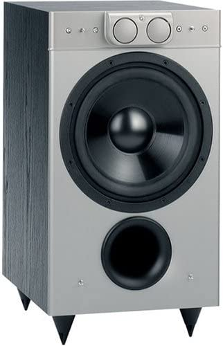 Athena AS-P300 8 300 Watt Front-firing, Front-ported Compact Subwoofer Discontinued by Manufacturer