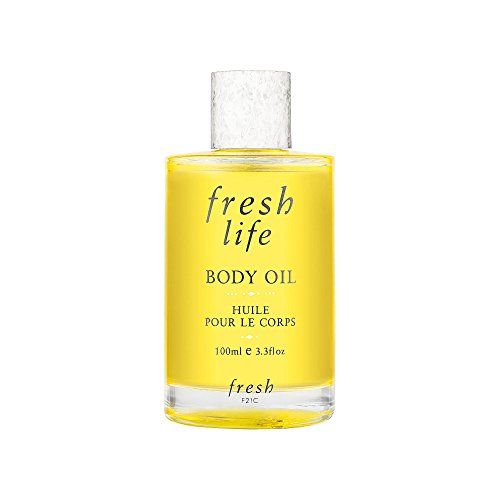 Fresh Life Body Oil, 100Ml, 3.3 Ounce