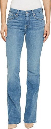 7 For All Mankind Women's a Pocket Jean, Bright Palms, (Seven For All Mankind Five Pocket Jeans)
