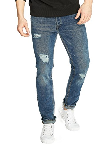 Uomo Original Blu Jack Tim Slim Fit 691 Jeans amp; Jones qwUOSfC