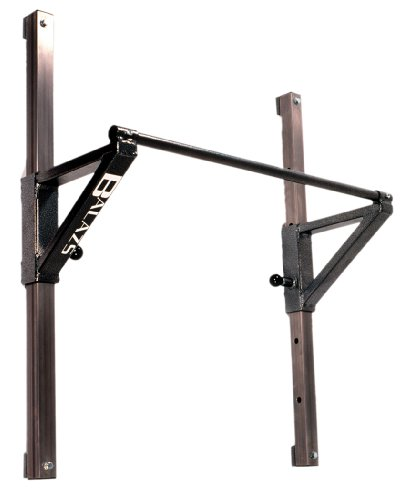 Balazs Adjustable Wall Mounted Pullup Bar 48 inch bar