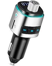 Transmisor FM, Manos Libres Bluetooth para Coche, Reproductor MP3 Coche