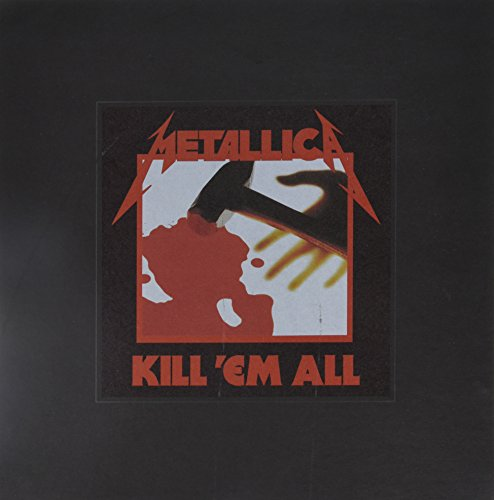 Vinilo : Metallica - Kill Em All (Deluxe Box Set) (Oversize Item Split, With CD, With DVD, Boxed Set, Deluxe Edition)