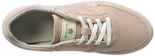 Gant Linda - Zapatillas Mujer Pink (dusty pink)