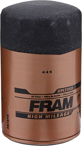 - FRAM HM3980 High Mileage Oil Filter, Pack of 1