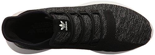 Adidas Originals Mens Tubolare Ombra Maglia Moda Sneaker Nero / Utilità Vintage Nero St Bianco