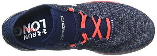Under Armour UA Charged Bandit 3, Scarpe Running Uomo Grigio (Glacier Gray)