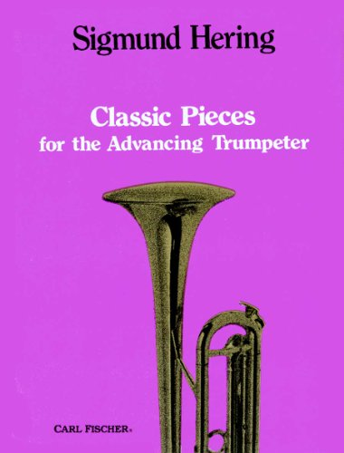 O4740 - Classic Pieces For The Advancing Trumpeter