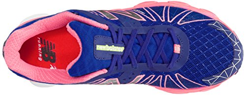 888098239911 - New Balance Women's W890 Neutral Light Running Shoe,Blue/Pink,11 B US carousel main 7