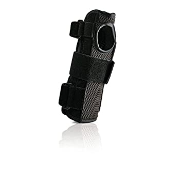 "FLA Professional Wrist Brace 8"" Deluxe, Large Left"