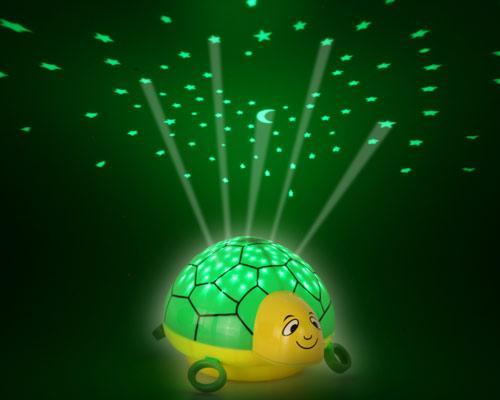 Ansmann 1800 0002 lumi re stellaire tortue ciel toil et veilleuse projecteur d 39 toiles - Veilleuse lumiere plafond ...