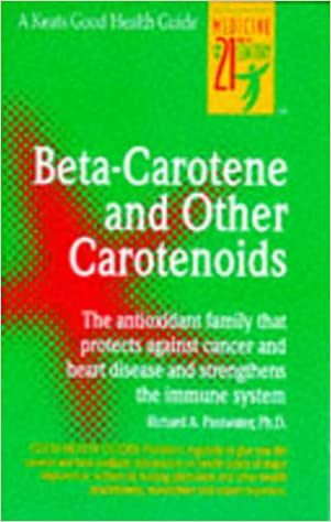 Beta-carotene and Other Carotenoids (Keats Good Health Guides)