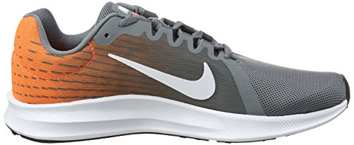 's Grey Cool Shoes 003 Men White NIKE Running dark Downshifter 8 Crimson Grey hyper Grey XYwFw05q