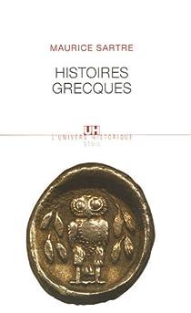 Histoires grecques par Sartre