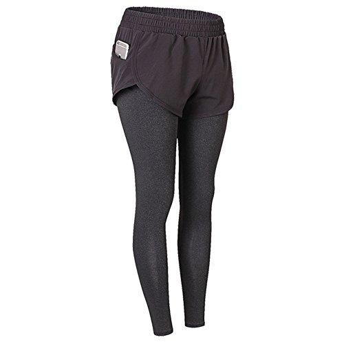 Sanke 71/5000 Les pantalons de sport de gymnastique de serré de gymnase des femmes exécutent des leggings d'entraînement de course d'hiver