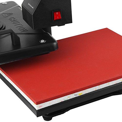 Bestequip Heat Press Transfer Machine 8 In 1 Multifunction