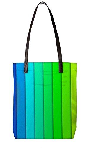 Snoogg Strandtasche, mehrfarbig (mehrfarbig) - LTR-BL-2379-ToteBag