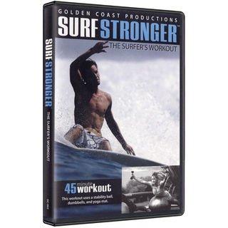 VAS Entertainment Surf Fitness DVD - Surf Stronger 1