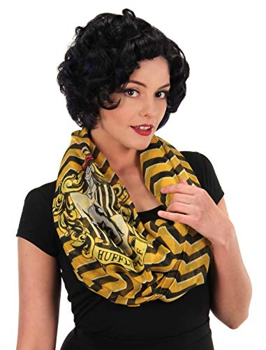 elope Hufflepuff Infinity Scarf Standard