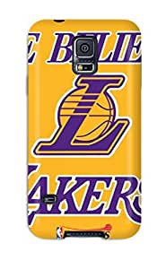 Ryan Knowlton Johnson's Shop los angeles lakers nba basketball (35) NBA Sports & Colleges colorful Samsung Galaxy S5 cases 5148768K462756661