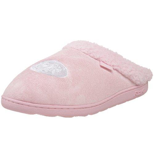 Reebok Kvinners Nfl Tremain Tøffel Dyser (rosa)