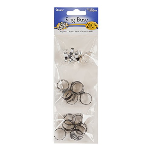 Darice Jewelryer Blanks Assorted Colors product image