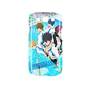 Free! - Eternal Summer Snap on Plastic Case Cover Compatible with Samsung Galaxy S3 GS3