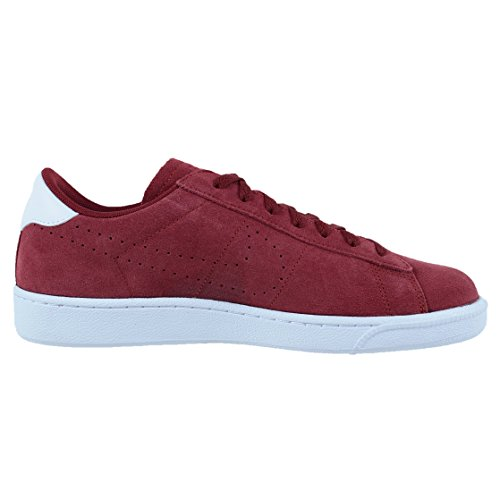Nike Mens Tennis Classic CS Suede Team Red/Team Red/White Tennis Shoe 12 Men US 7Vjan