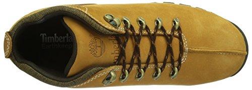 Timberland SplitRock FTB_Splitrock Hiker - botas de cuero hombre marrón - Braun (WHEAT)