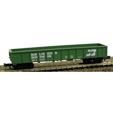 Northern Gondola (Model Power N Scale Burlington Northern BN 575321 50' Gondola Freight Car # 3064)