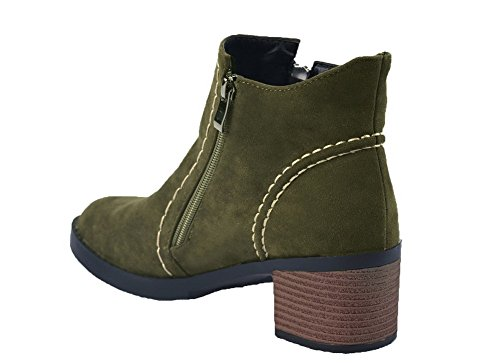 AgeeMi AgeeMi Shoes Tac Shoes Mujeres 6xYwpnFqP