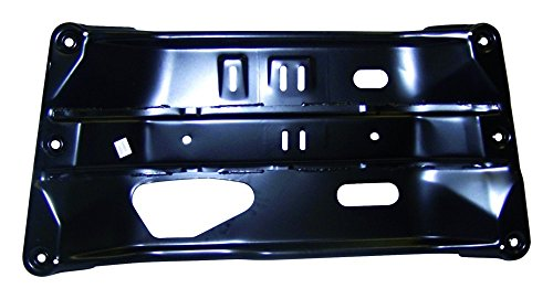 Jeep Transmission Skid Plate - 8