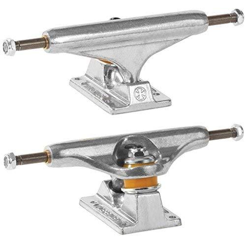 - Independent 139 Stage 11 Standard Silver Skateboard Trucks 8.0