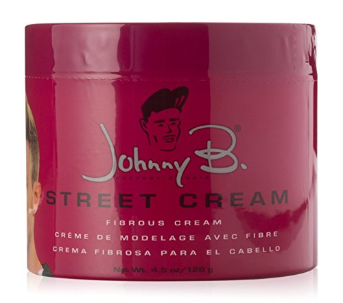 Johnny B Street Cream (4.5 oz)