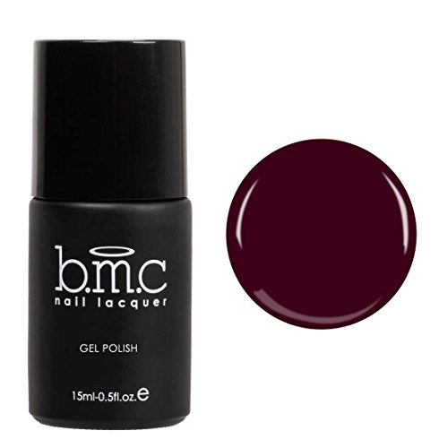 BMC Dark Purple Gel Lacquer Polish Set - Femme Fatale Collec