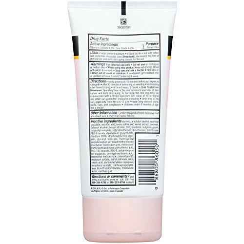 Neutrogena Pure & Free Baby Sunscreen Lotion Broad Spectrum SPF...