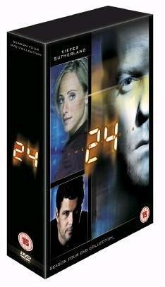 24: Season Four DVD Collection [DVD]: Amazon co uk: Kiefer
