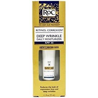 Roc Retinol Correxion Deep Wrinkle Daily Moisturizer - 1.1 fl. oz. (33ml) by Retinol Correxion