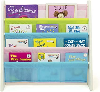 home, kitchen, furniture, kids' furniture,  bookcases, cabinets, shelves 7 discount Tot Tutors Kids Book Rack Storage Bookshelf, White in USA