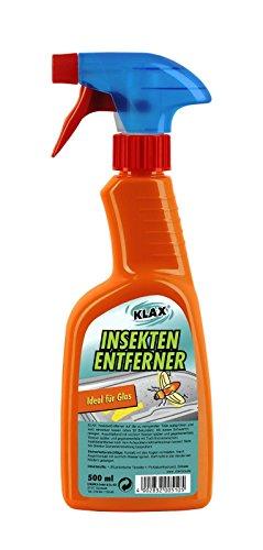 Insektenentferner Klax 500 ml schnell wirkender Reiniger zur Entfernung von Insektenresten