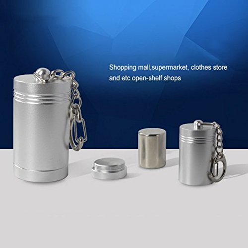 Denshine Mini Desacoplador de Etiquetas Magnéticas Portátil para Sistema de EAS System 12,000GS