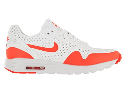 Nike Womens Air Max 1 Ultra Moire Summit Bianco / Totale Scarpa Da Corsa Cremisi 9.5 Donne Us