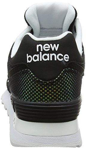 5 Balance574v2 574v2 Eu white New 36 Donna Nero black D f07q4B