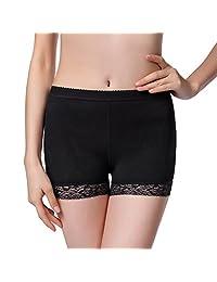 MissTalk Butt Lifter Body Shapers for Women Shapewear Padded Underwear Panties