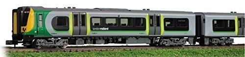 Class 350/1 Desiro 4 Car EMU 350 101 London Midlan d by Graham Farish