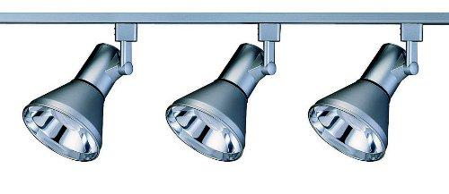 Royal Pacific 7942BA-CFL 3-Light Track Pack, 4-Feet, Brushed Aluminum